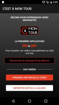 C'EST À MON TOUR apk screenshot