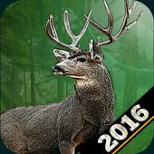 Deer Hunting 2017 Wild Animal Sniper Hunter Game icon