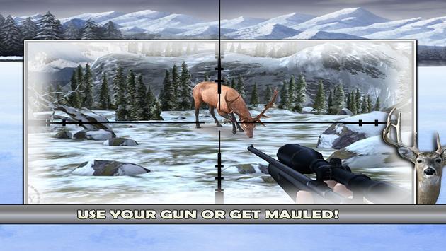 Deer Hunter Game 2017 Free apk screenshot