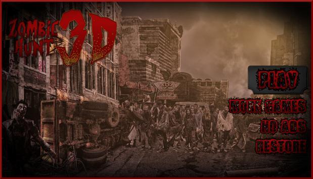 Zombie Shooting Game: Dead Frontier Shooter FPS screenshot 3