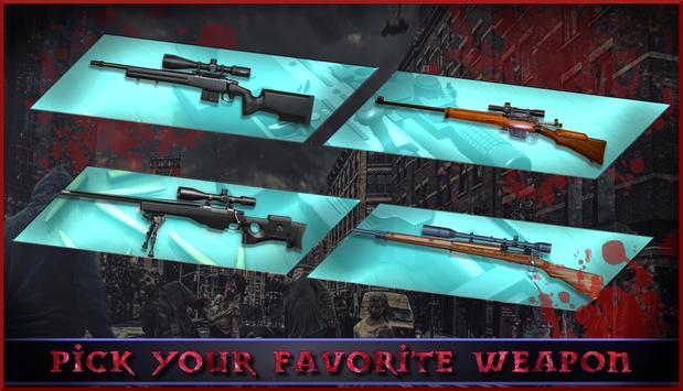 Zombie Shooting Game: Dead Frontier Shooter FPS screenshot 8