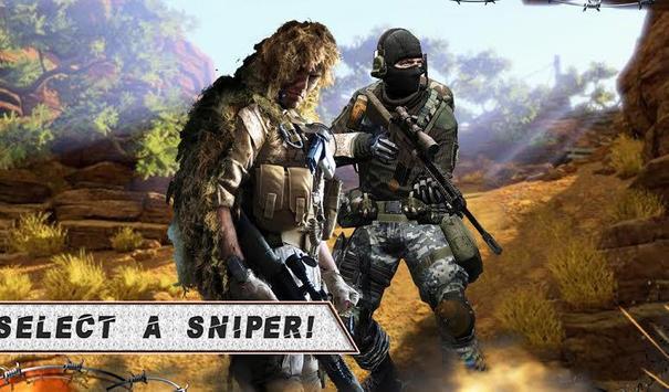 Sniper Bravo Assassin Shooter apk screenshot