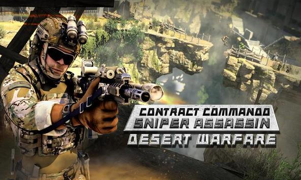 Sniper Bravo Contract Assassin poster