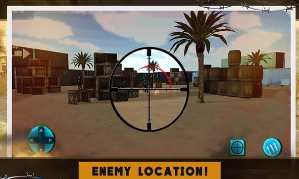 Sniper Bravo Contract Assassin apk screenshot
