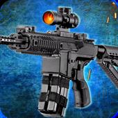 Mountain Sniper Shooting: Gun Strike Shoot Killer icon