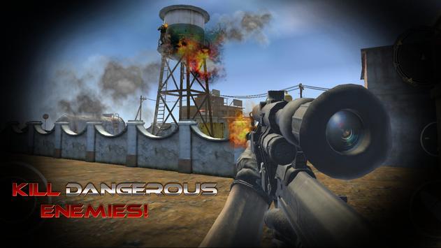 Mountain Sniper Shooting: Gun Strike Shoot Killer poster