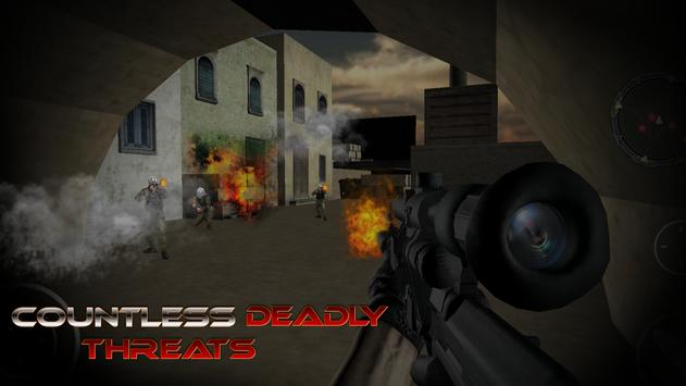 Mountain Sniper Shooting: Gun Strike Shoot Killer apk screenshot