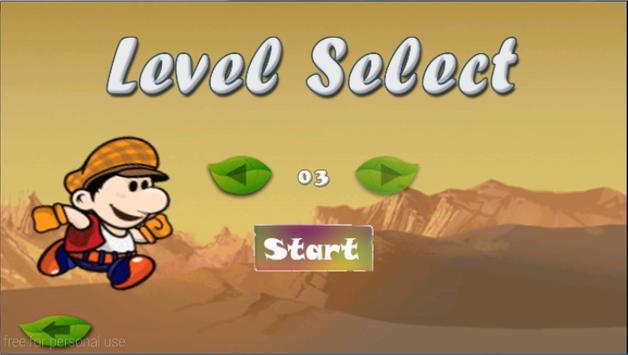 Super Hero Jump apk screenshot
