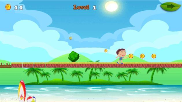Happy Boy Jump apk screenshot