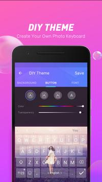 Typany Keyboard - Themes & GIF, DIY, Emoji Maker पोस्टर