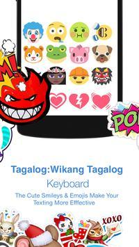 Tagalog Keyboard screenshot 2