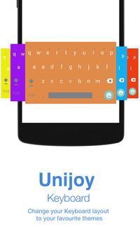 Unijoy Keyboard screenshot 3
