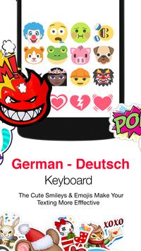 German Keyboard screenshot 2