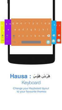 Hausa Keyboard screenshot 3