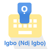 Igbo Keyboard icon