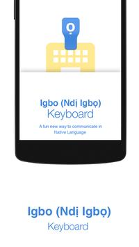 Igbo Keyboard screenshot 3