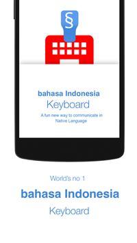 Indonesian Keyboard poster
