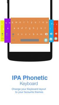 IPA Phonetic Keyboard screenshot 1