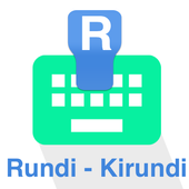 Kirundi Keyboard icon