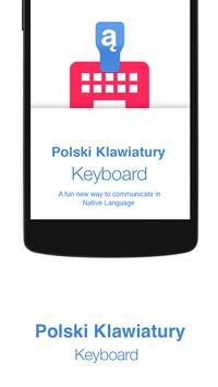 Polish Keyboard poster