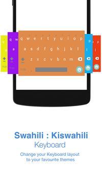 Swahili Keyboard screenshot 3