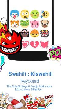 Swahili Keyboard screenshot 2