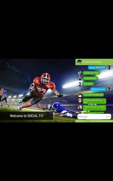type2tv+ Android TV Chat screenshot 2