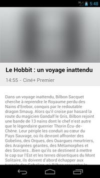 French Television Guide Free screenshot 2