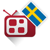 Swedish Television Guide Free icon