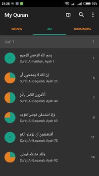 My Quran Translation & Audio poster
