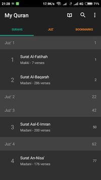My Quran screenshot 7