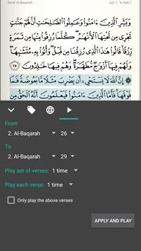Quran for Android (Translation & Audio) apk screenshot