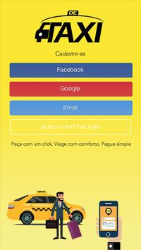 DETAXI - Viaje smart poster