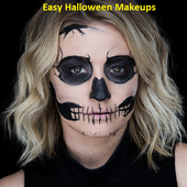 Easy Halloween Makeups icon