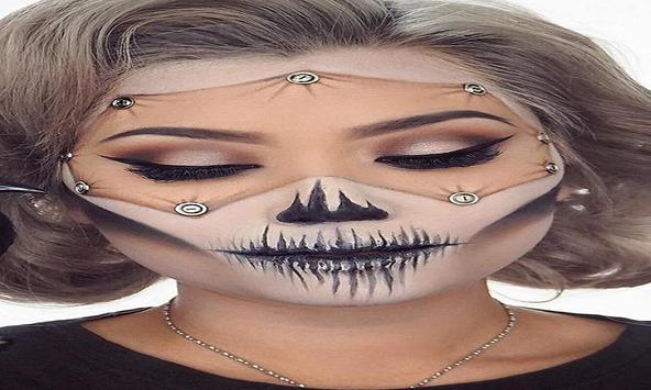 Easy Halloween Makeups screenshot 2