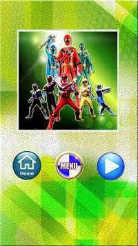 The Ranger Hero Guardian apk screenshot