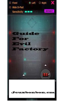 Tricks for Evil Factory screenshot 2
