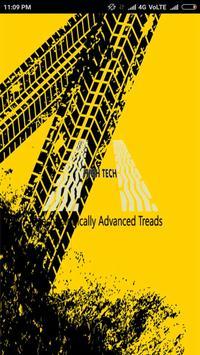 High Tech Tyre poster