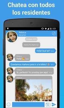 Agrupa - Colegios Mayores apk screenshot