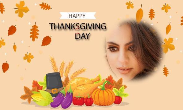 Thanksgiving Day Frames screenshot 3
