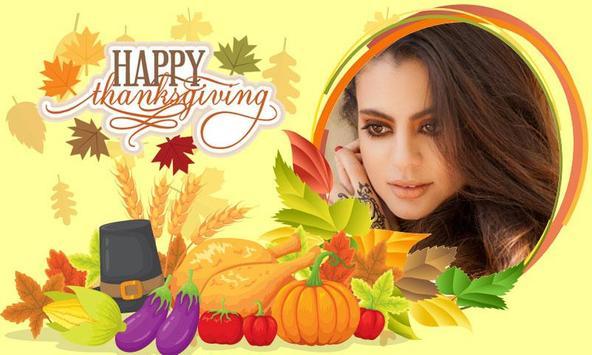 Thanksgiving Day Frames poster