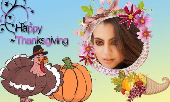 Thanksgiving Day Frames screenshot 1
