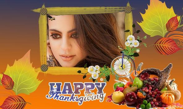 Thanksgiving Day Frames screenshot 4