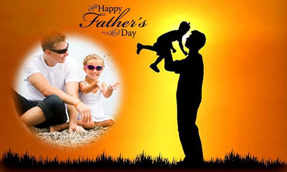Father's Day Photo Frames poster