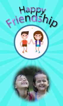 Friendship Day Photo Frames poster