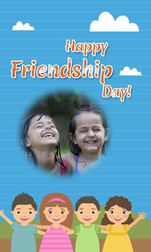 Friendship Day Photo Frames screenshot 1