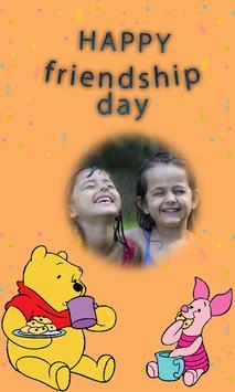 Friendship Day Photo Frames screenshot 2