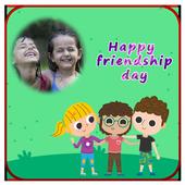 Friendship Day PhotoFrames icon