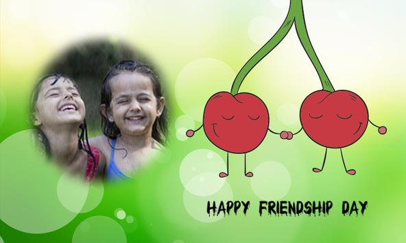 Friendship Day PhotoFrames screenshot 3