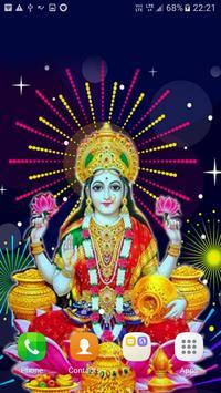Laxmi Mata Live Wallpaper poster